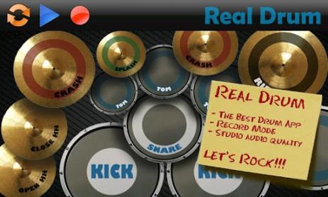 Ударная установка (Real Drum) | Android