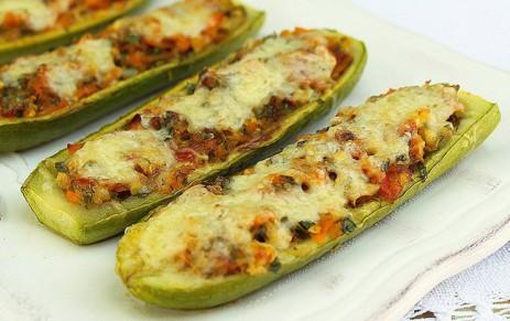 Рецепты из кабачков - thumbnail