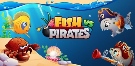 Fish vs Pirates - thumbnail