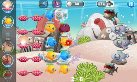 Fish vs Pirates | Android