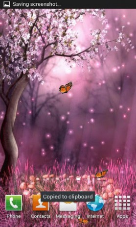 Sakura Forest Live Wallpaper | Android