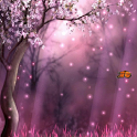Sakura Forest Live Wallpaper - icon