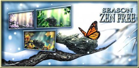 Poster Season Zen Free