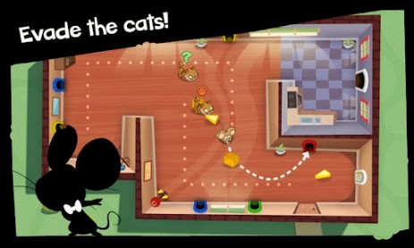 Скриншот мышка шпион