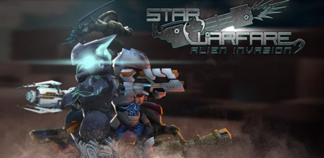 Star Warfare:Alien Invasion HD - thumbnail