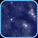 Мерцание звезд — ночное звездное небо - icon
