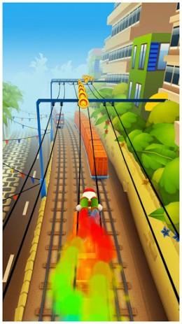 Скриншот катание на бордах
