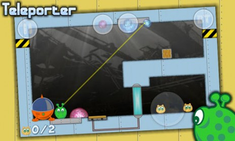 Teleporter Free | Android