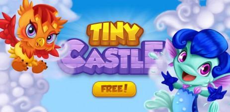 Poster освобождение замка — Tiny Castle