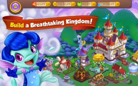 Скриншот освобождение замка