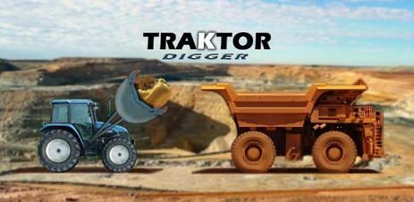 Traktor Digger - thumbnail