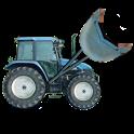 Traktor Digger - icon