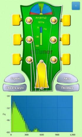 Тюнер Для Гитары | Android