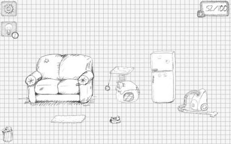 Скриншот Секреты Котухи – рецепты игры