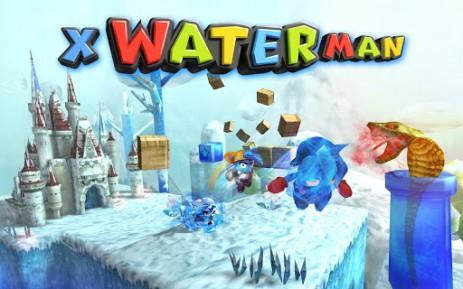 3D X WaterMan - водный человек - thumbnail