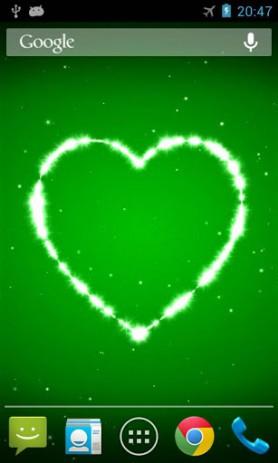 Сердце 3D живые обои | Android