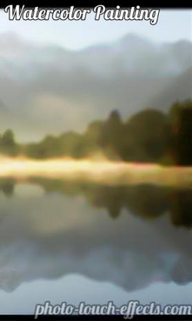 Скриншот Фотоэффекты