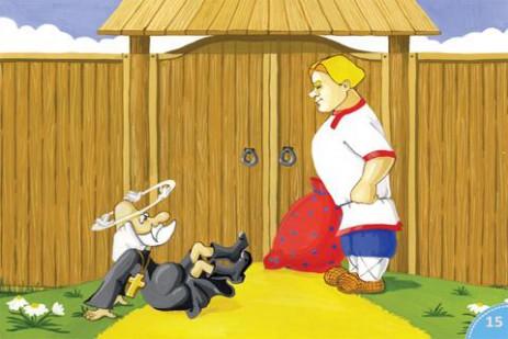 «О попе и работнике его Балде» - интерактивная сказка | Android