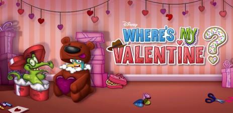 Где же Валентинка? - влюбленный крокодильчик Свомпи - thumbnail