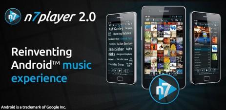 Poster n7player Muziekspeler
