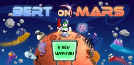 Bert On Mars - thumbnail