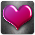 Hearts Live Wallpaper FREE - icon