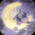 «Sleepy Hippo Live Wallpaper» на Андроид