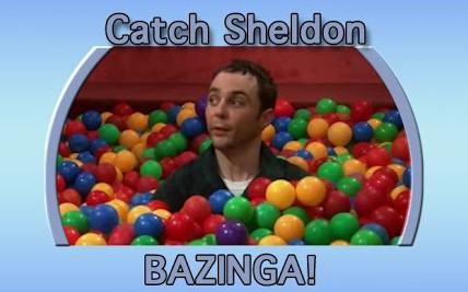 Поймай Шелдона - Bazinga! - thumbnail