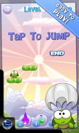 Скриншот попрыгунчик Билл