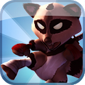 Raccoon Rising - icon