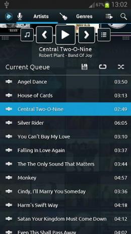 Скриншот n7player Muziekspeler 4