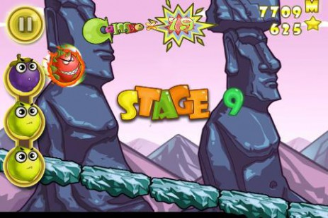 Fruit Roll | Android