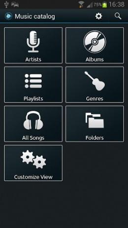 Скриншот n7player Muziekspeler 5