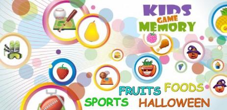Free memory game for kids - развивающая память игра - thumbnail