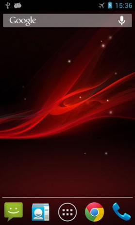 Xperia Z живые обои | Android
