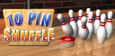 10 Pin Shuffle™ Bowling - thumbnail