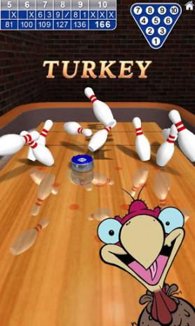 Скриншот 10 Pin Shuffle™ Bowling