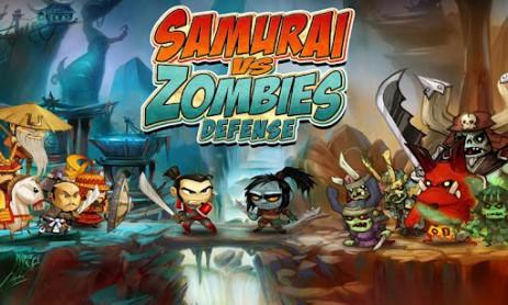Скриншот Samurai vs Zombies Defense 2