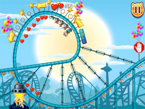 Nutty Fluffies Rollercoaster | Android