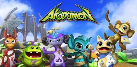 Poster Akodomon