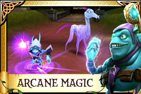 Arcane Legends | Android