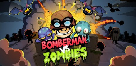 Poster Bomber vs Zombies Free