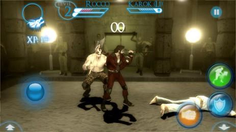 Скриншот боевое братство