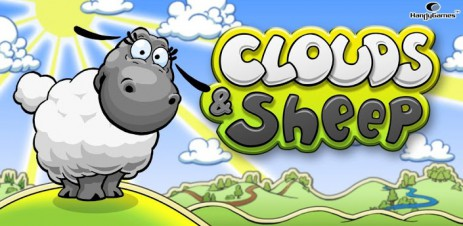 Clouds & Sheep - thumbnail