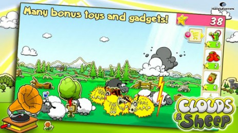 Clouds & Sheep | Android