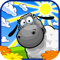 «Clouds & Sheep — Овечки и облака» на Андроид