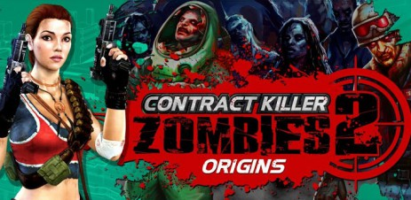 Poster CONTRACT KILLER ZOMBIES 2