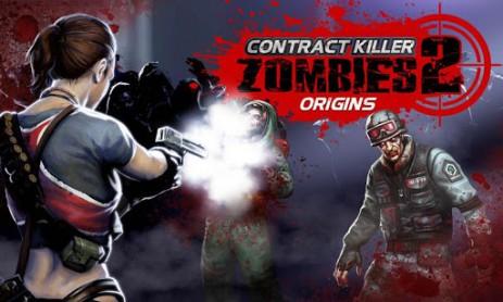 Скриншот CONTRACT KILLER ZOMBIES 2
