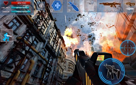 Enemy Strike | Android