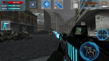 Скриншот война против инопланетян